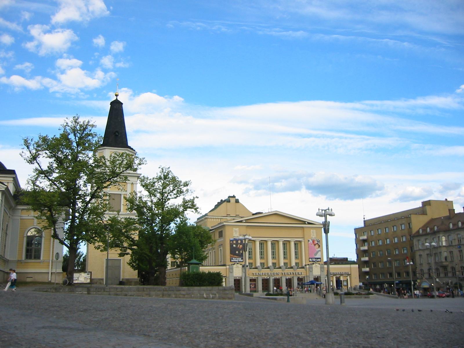 hallitseva huoria vähän sisään Tampere