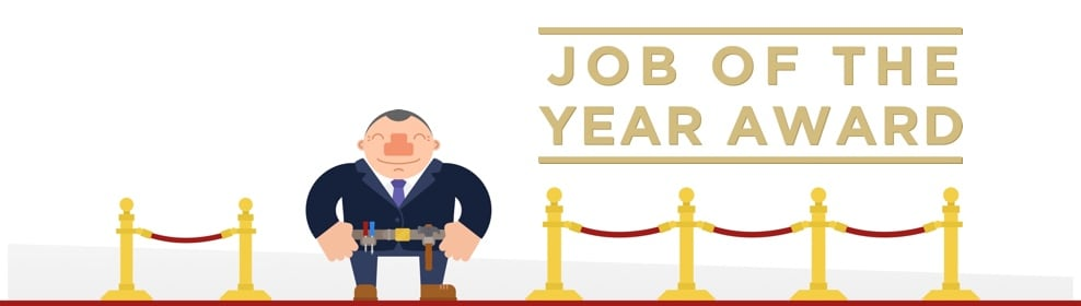 Job of the Year 2017 - COMPETITION CLOSED