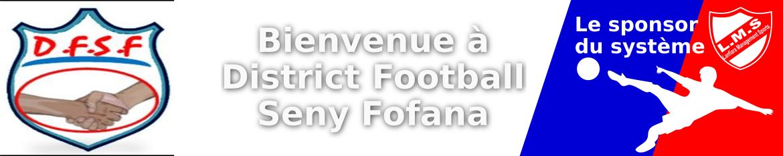 District football seny fofana