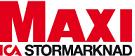 Md maxi ica stormarknad logotyp