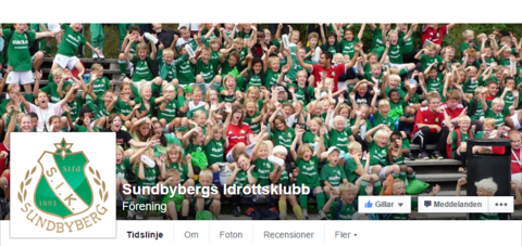 Md sundbybergs idrottsklubb facebook