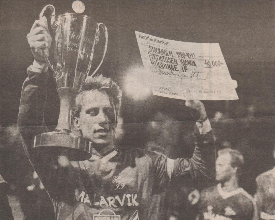 1989 bobban cup