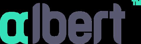 Md albert logo green grey 3x 480