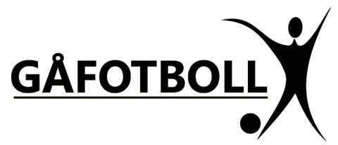 Md logga g fotboll svartvit