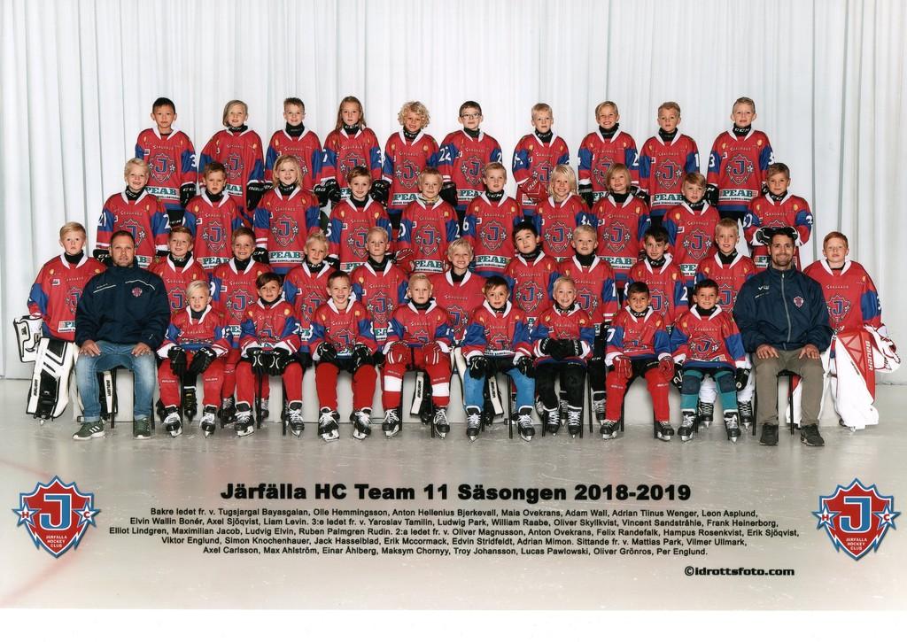 Foto team 11