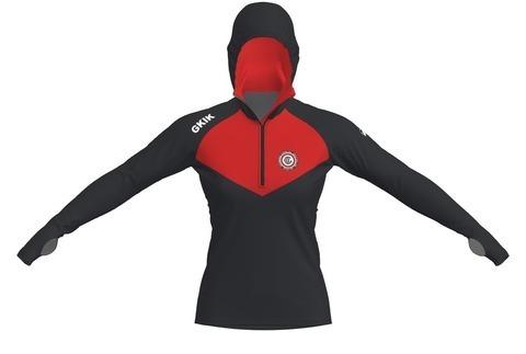 Md flex womens hoodie fram
