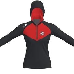 Sm square md flex womens hoodie fram