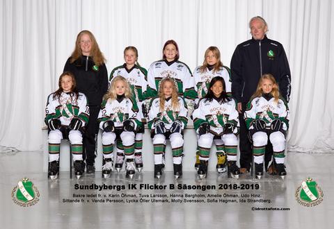 Md team flickor b