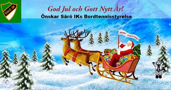 Julhalsning