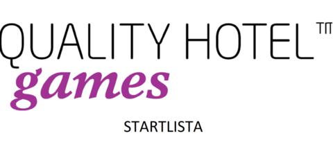 Md quality hotel games startlista