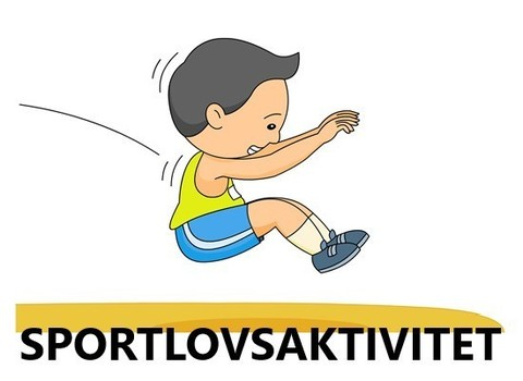 Md long jump clipart 9