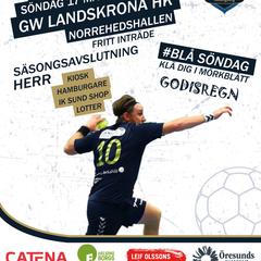 Sm square poster fb ik sund herr vs landskrona 2019 03 17