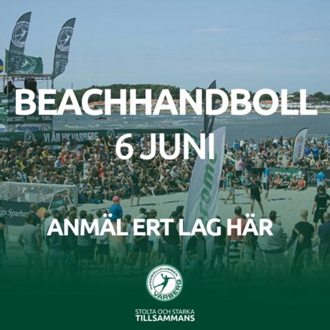 Md myclub beachhandboll