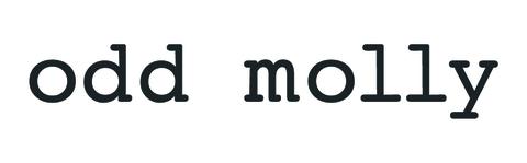 Md odd molly logo new black