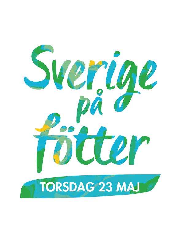 Sverige pa fotter datum 2019 platta 1