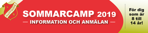 Md banner sommarcamp anmalan 2019