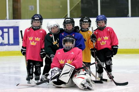 Md bild hockeyskola barn