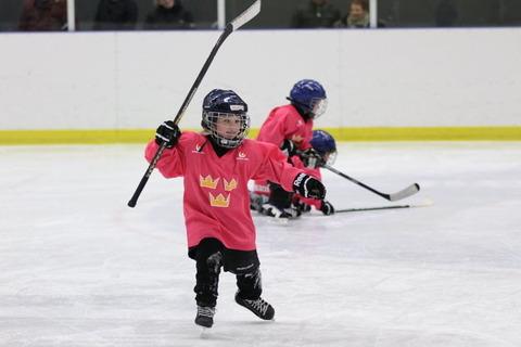 Md bild hockeyskola barn 2
