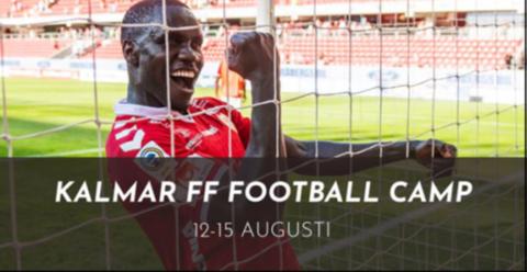 Md kalmar ff fotboll camp v 33 2019