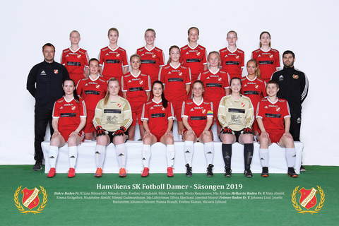 Md hanvikens sk fotboll   damer 2019