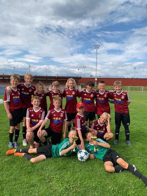 Md falu sommarcup 2019