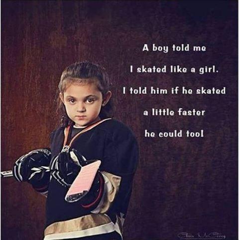 Md a boy told me i skate like a girl