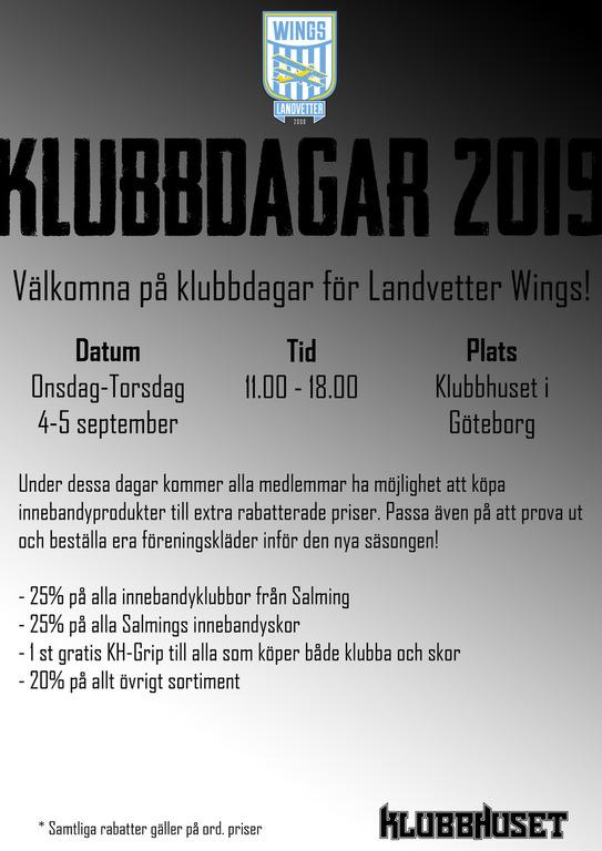 Landvetter wings 2019