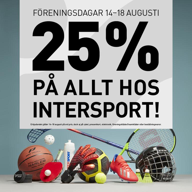25 intersport