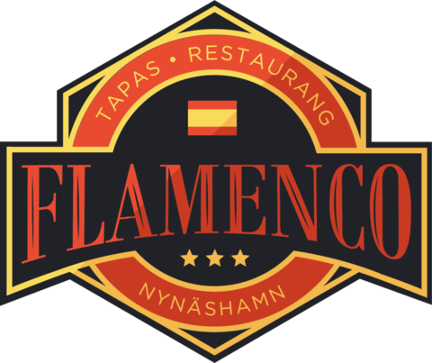 Md flamenco svart