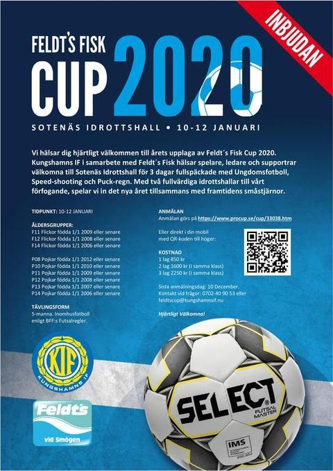 Md inbjudan feldt s cup 2020
