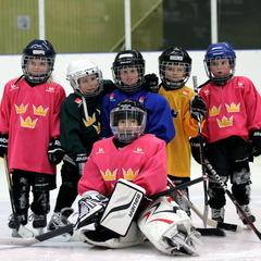 Sm square bild hockeyskola barn