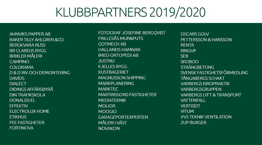 Klubbpartners