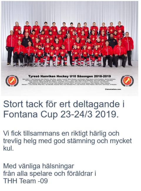 Md fontana cup 2019