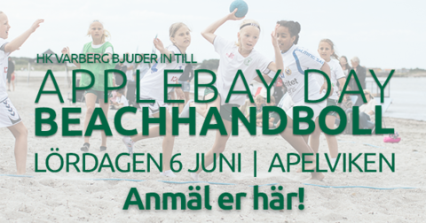 Md beachhandboll