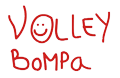 Md volleybompa logo