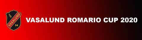 Md vasalund romario cup