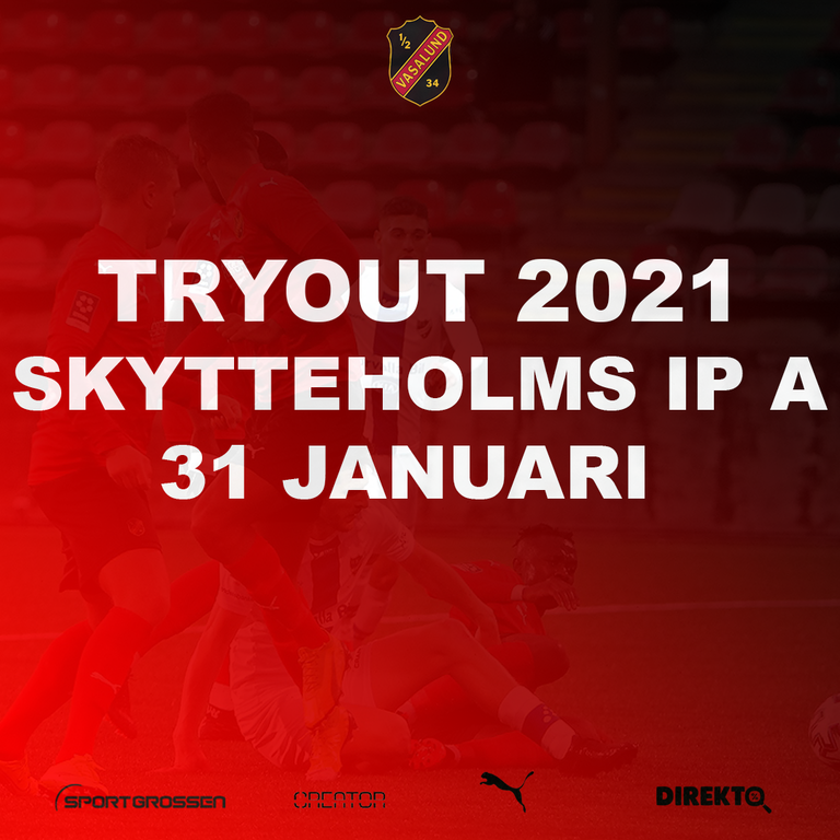 Tryout 2021