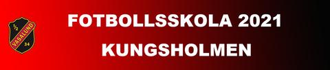Md fotbollsskola 2021 kungsholmen