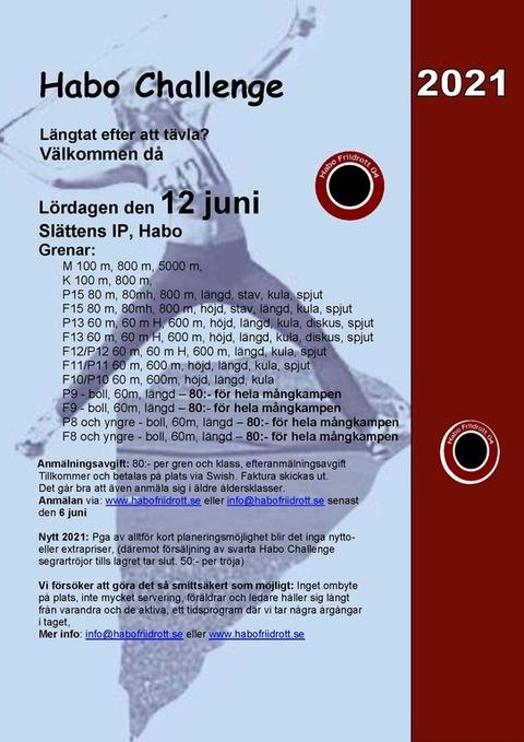 Md affisch 2021