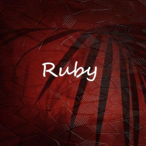 Ruby [Kygo Style]