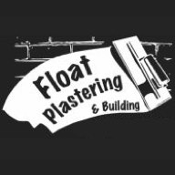 Float plastering and building