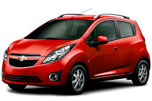 Chevrolet Spark Gasoline 1 0 2010 Car Rental In Montenegro