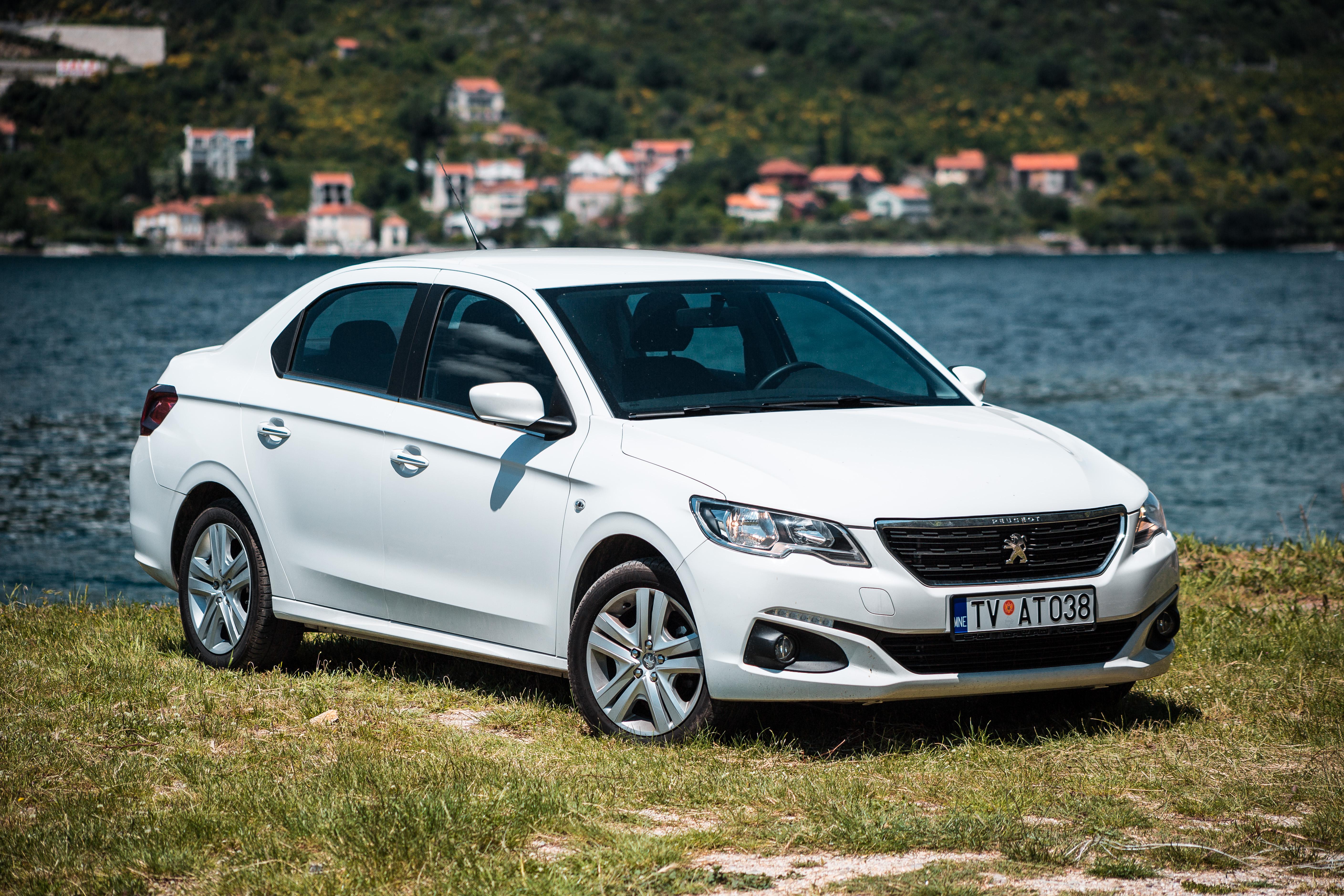 Peugeot 301 Benzin 1 6 2018 Car Rental In Montenegro