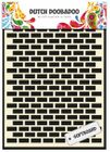 DUTCH DOOBADOO - SOFTBOARD 478.007.006 - BRICKS