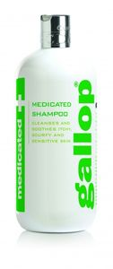 Bilde av CDM Gallop Medicated Shampoo