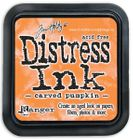 DISTRESS DYE INKS PAD - CARVED PUMPKIN - 2015