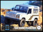 Gelande II 0001 Truck Kit w/Defender D90 Body Set