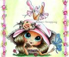 MY-BESTIES STAMPS MYB043 - BUTTERFLY BETSY