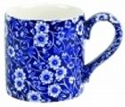 Blue Calico Mug 284ml