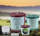 "Chill-out scented candle ""Mother Earth""- duftlys"